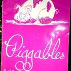 Piggables Vintage Counted Cross Stich Pattern Book 7