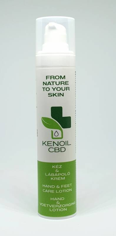 Kenoil CBD Hand and Foot Lotion