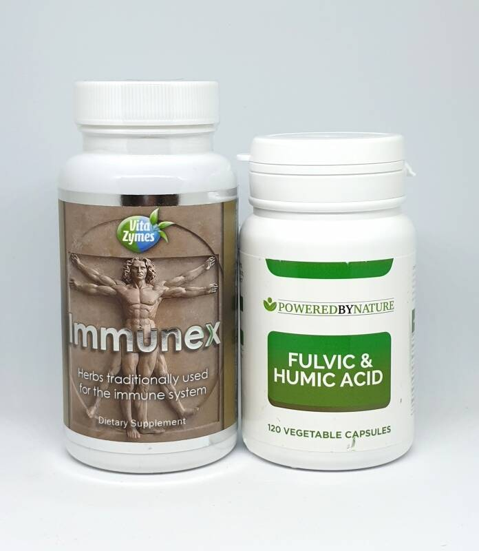 Immunex + Fulvic and Humic Acid