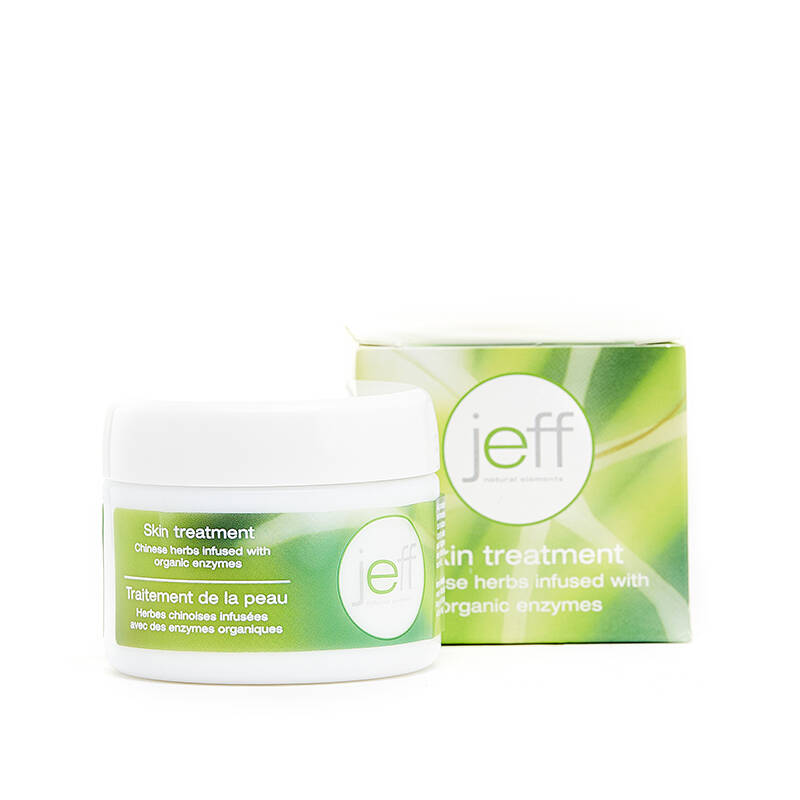 VitaZymes Jeff Natural Elements Facial Balm 50ml