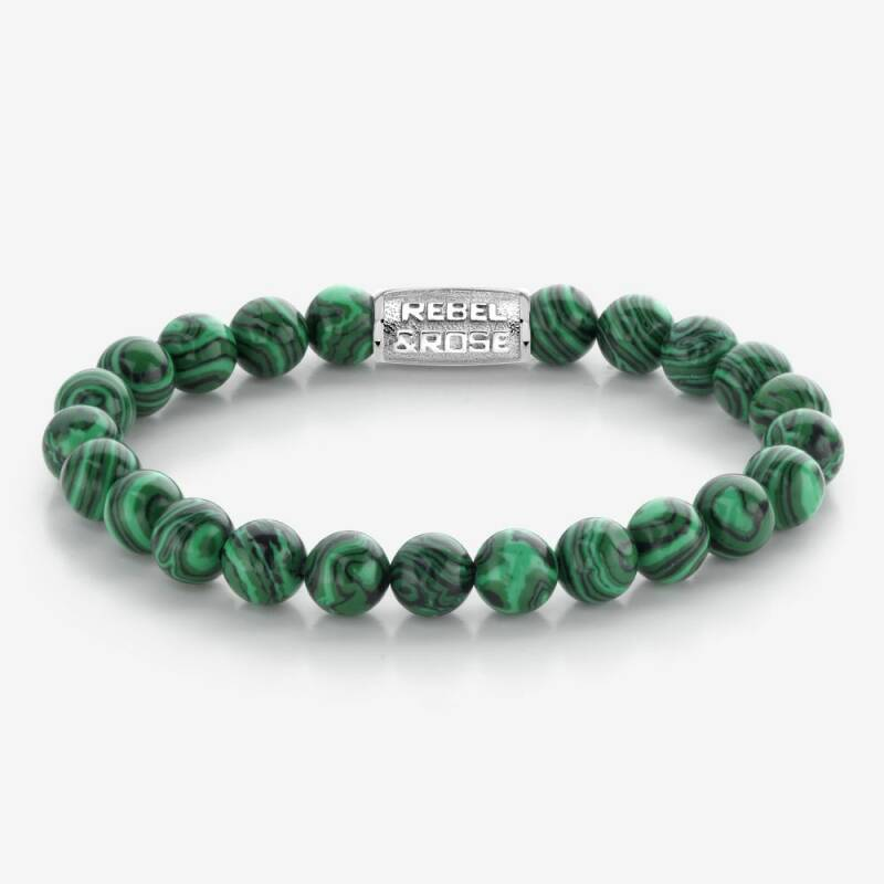 Rebel & Rose Malachite Green M