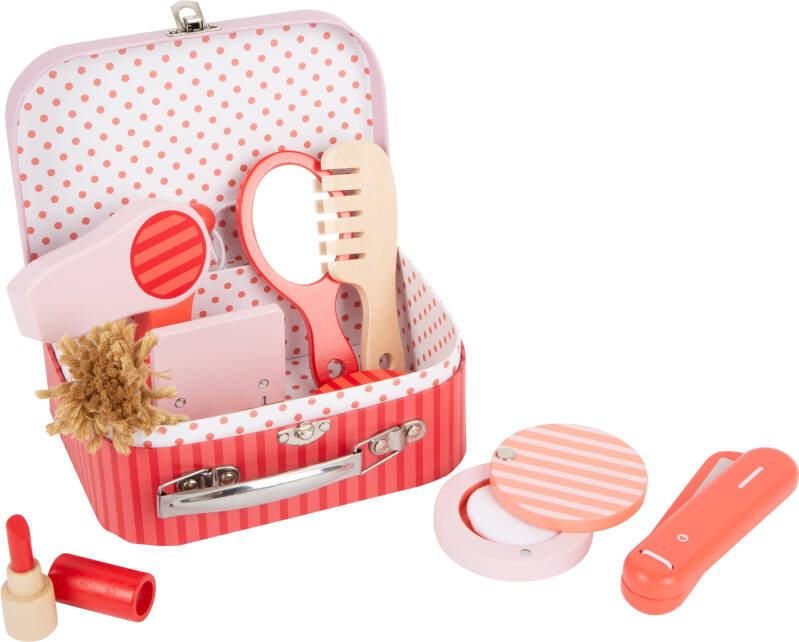 Retro Make-Up en haar-styling Kit