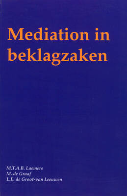 Mediation in beklagzaken