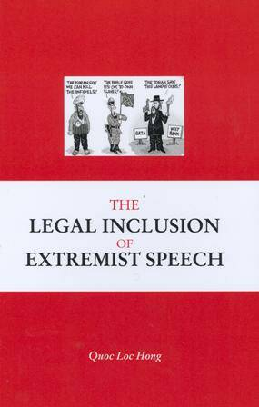 The Legal Inclusion of Extremist Speech