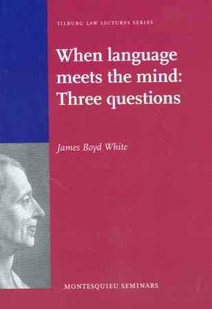 When language meets the mind: Three questions