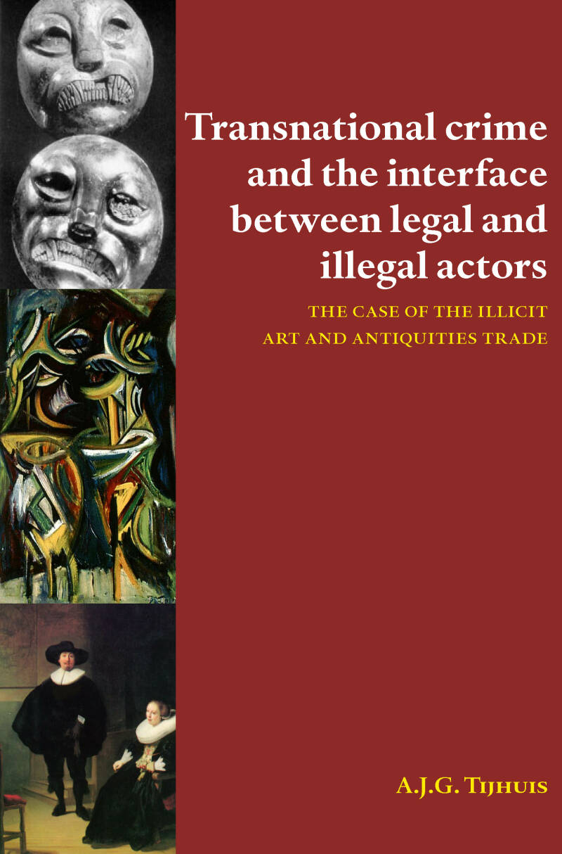 Transnational crime and the interface between legal and illegal actors
