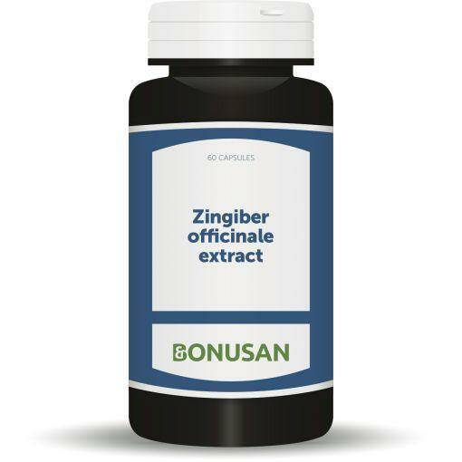 Bonusan Zingiber officinalis extract