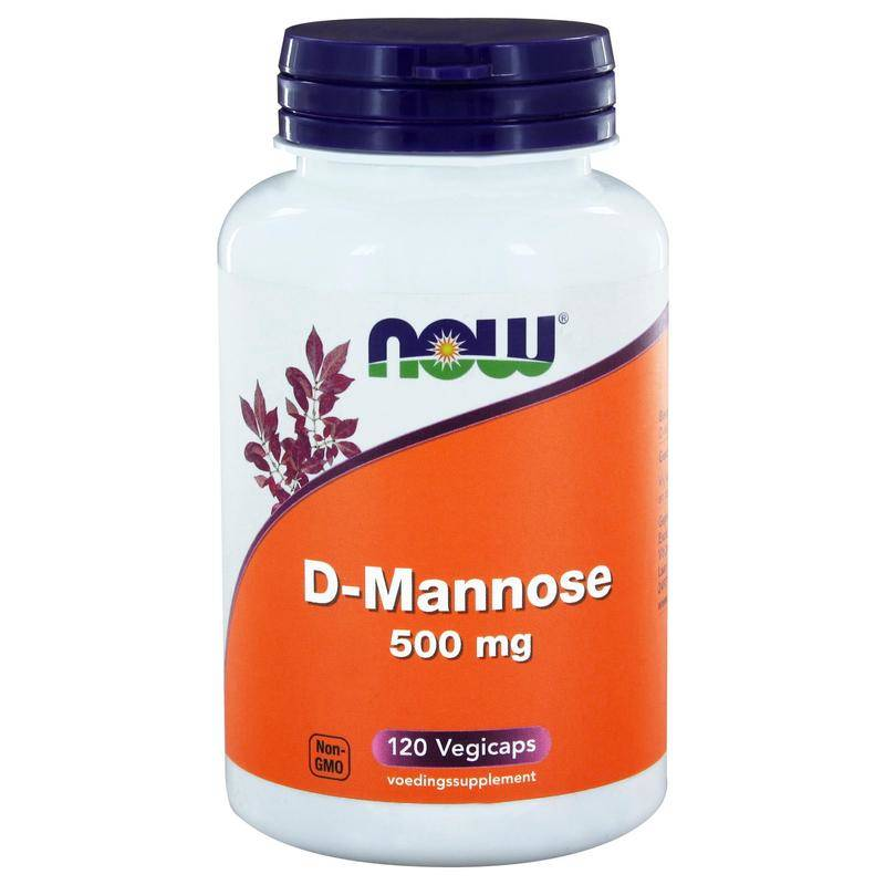 NOW D Mannose 500 mg