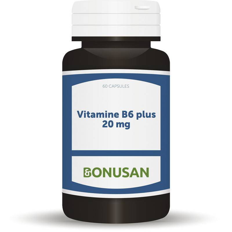 Bonusan Vitamine B6 plus 20 mg