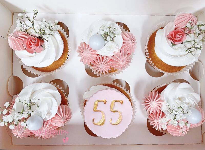 CUPCAKEBOX | PASTELPINK