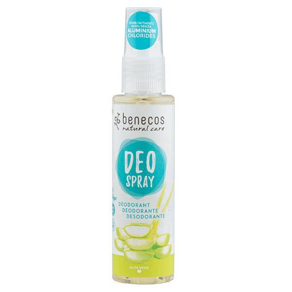 Benecos Natural Vegan Deo Spray Aloe Vera
