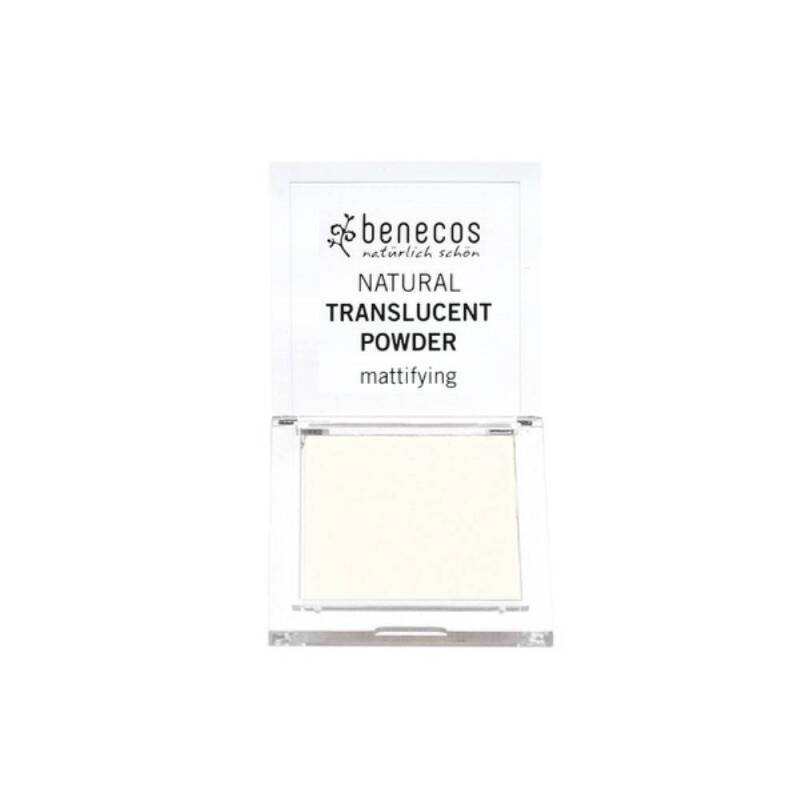 Benecos Natural Translucent Powder Mission Invisible