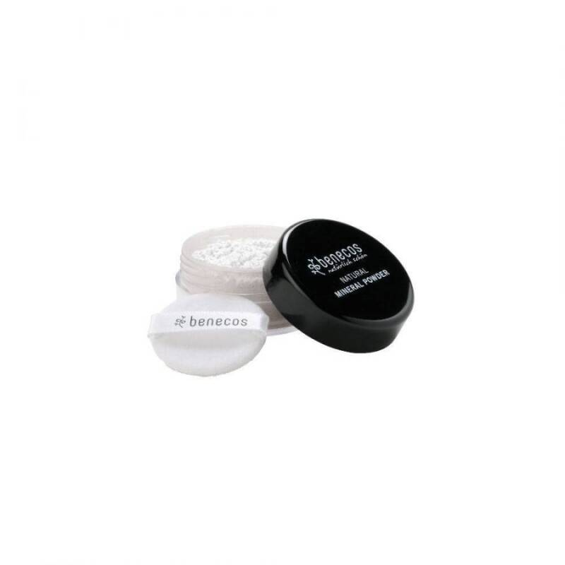 Benecos Loose Mineral Powder Translucent