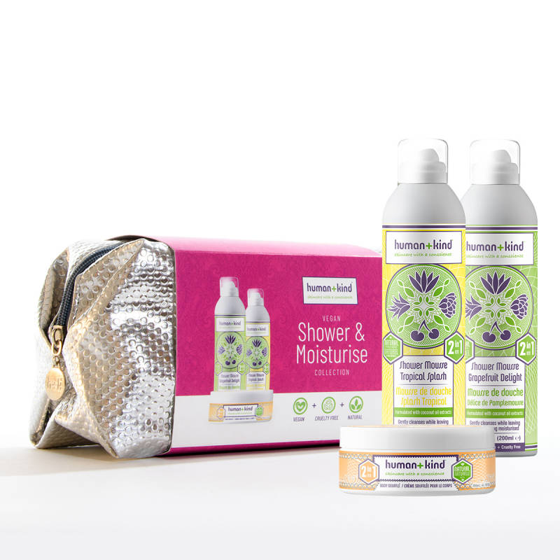 Human + Kind Toilettas Miracle VEGAN Moisturise
