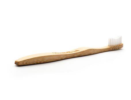 Humble Brush Eco Tandenborstel Wit soft