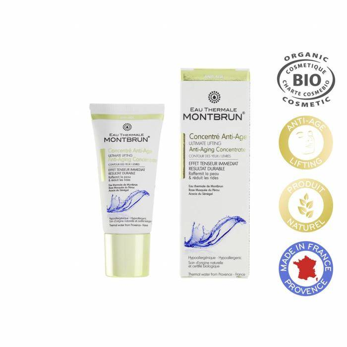 Montbrun Anti-aging Concentrate Eye Contour - Lips 20ml