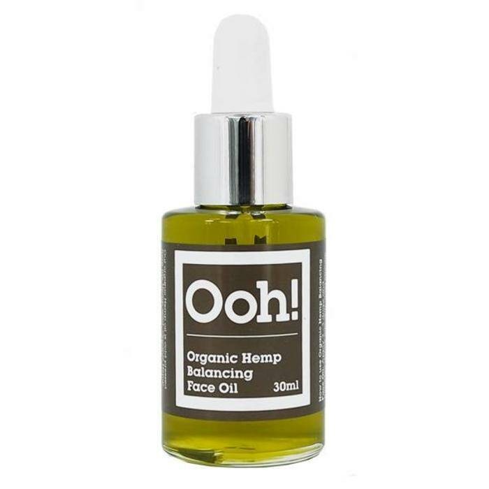 Ooh! - Oils of Heaven Natural Organic Hemp Balancing Face Oil 30ml