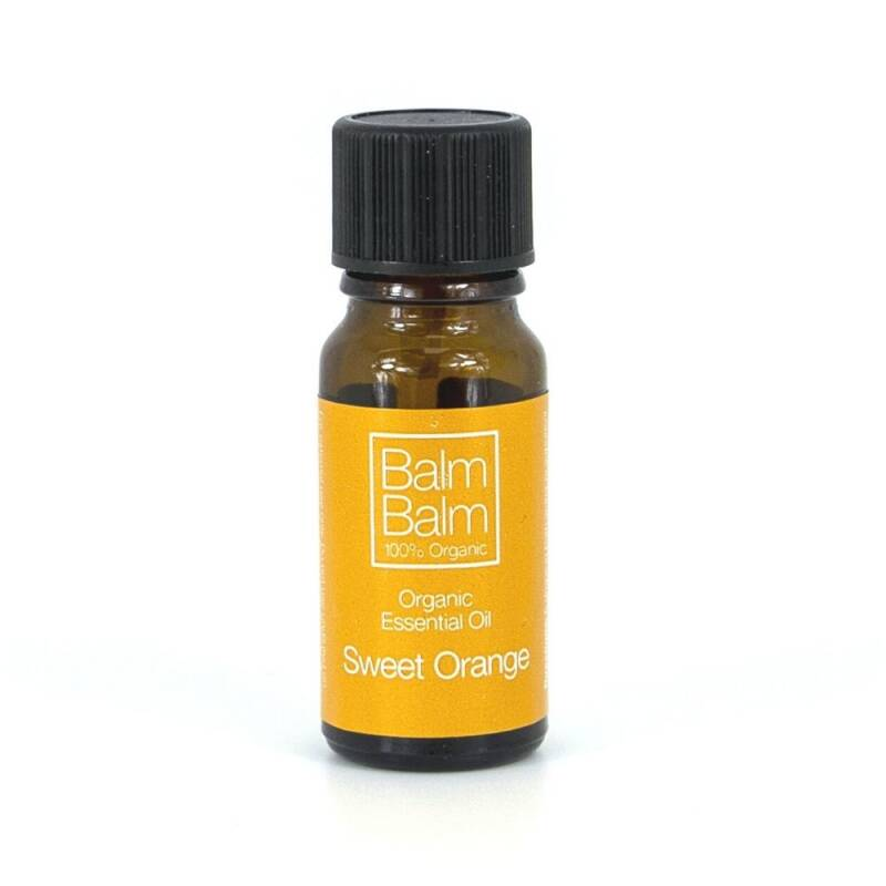 Balm Balm Sweet Orange Essential Oil 10ml