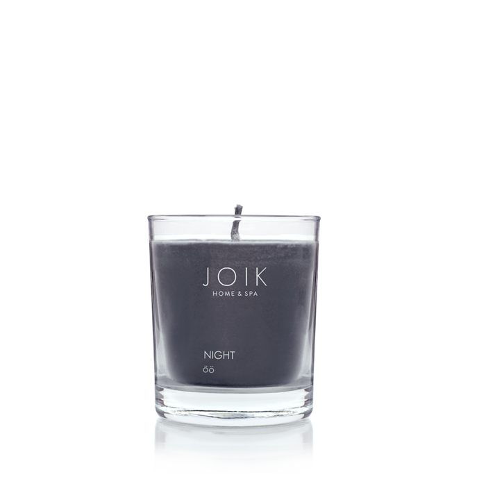 JOIK soywax scented candle Night
