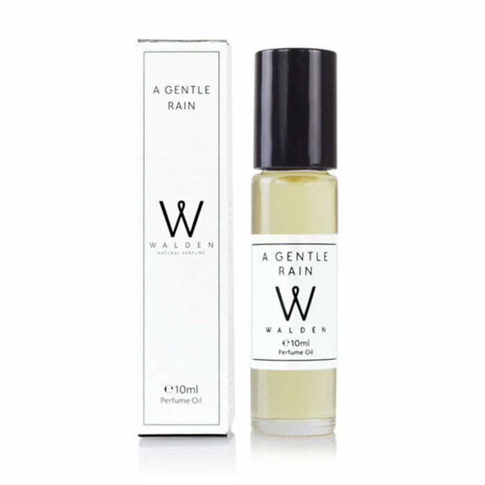 Walden Natural Perfume A Gentle Rain Oil Roll-on Unisex