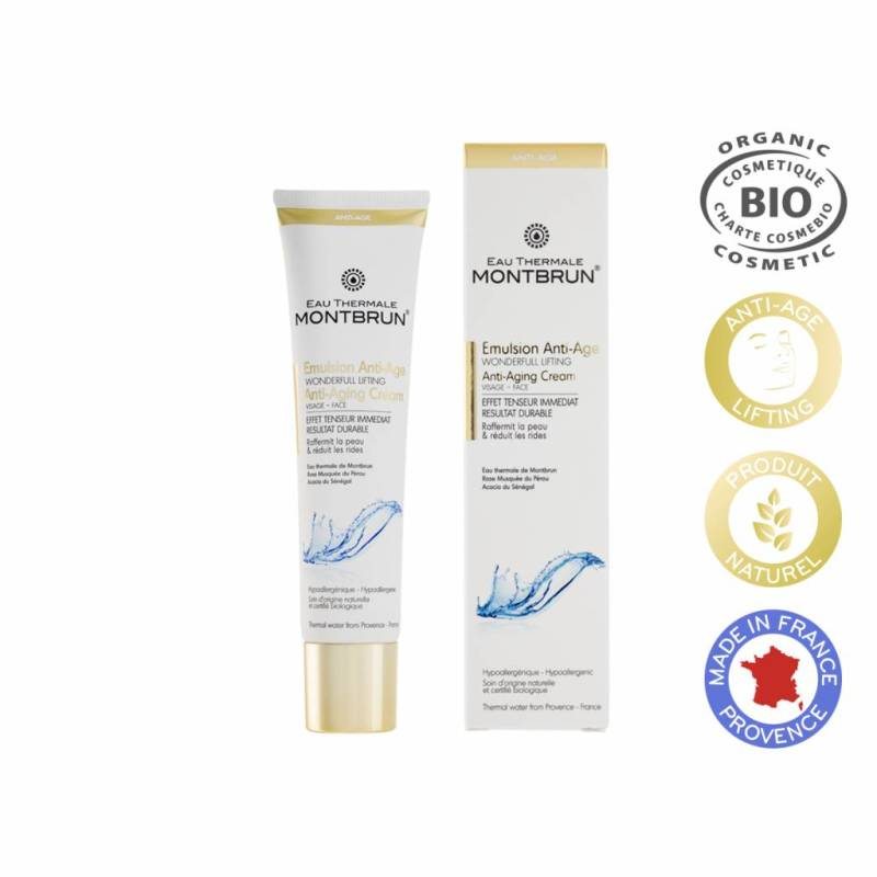 Montbrun Anti-aging Cream 40ml