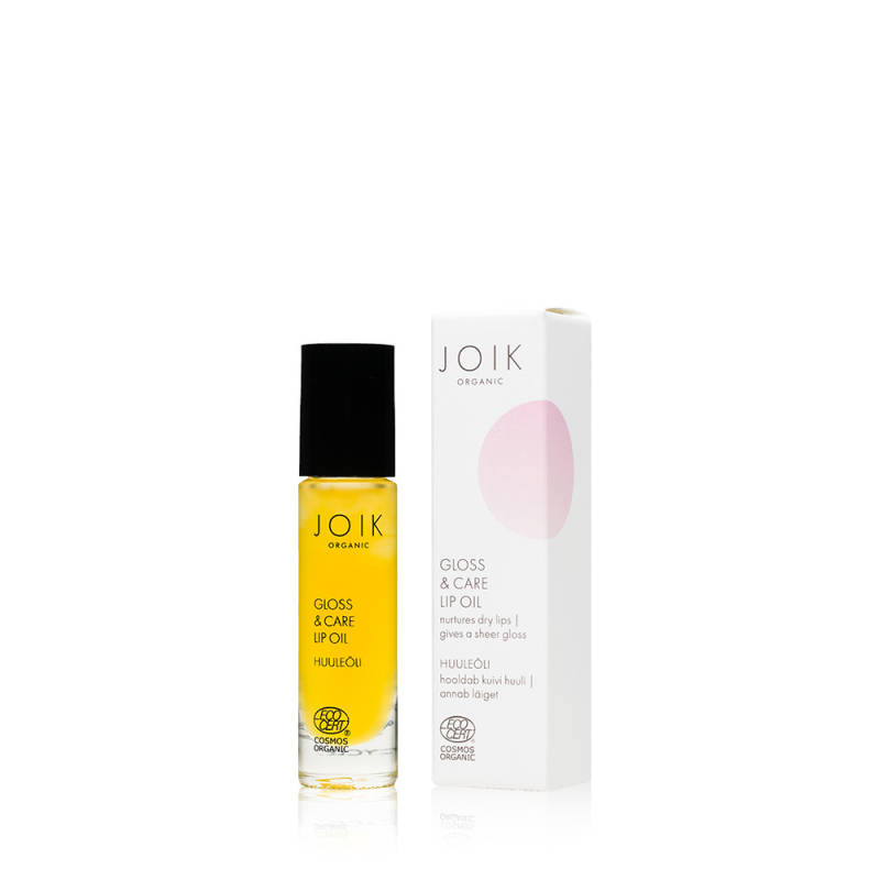 JOIK Organic Vegan Gloss & Care Lip Oil 10m