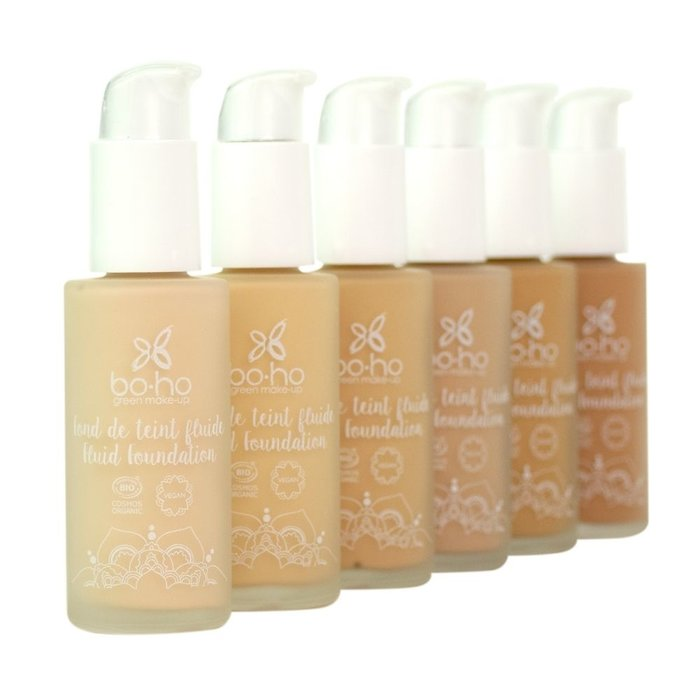 Boho  Liquid Foundation 30ml