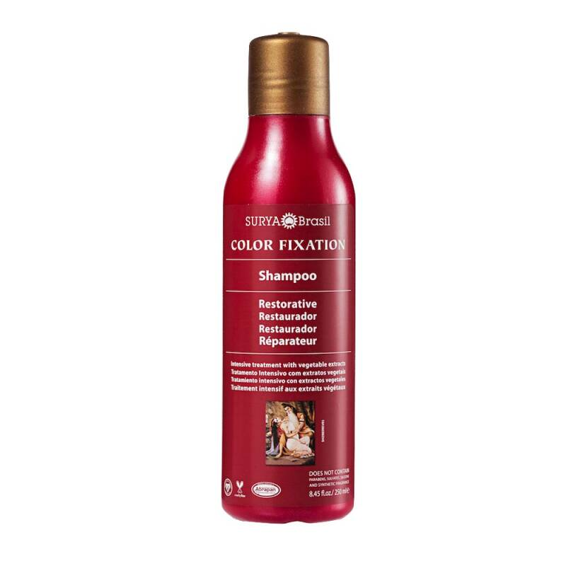 Surya Brasil Vegan Color Fixation Shampoo