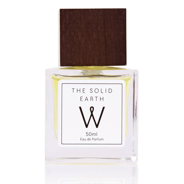 Walden Natural Perfume Biologische Parfum The Solid Earth