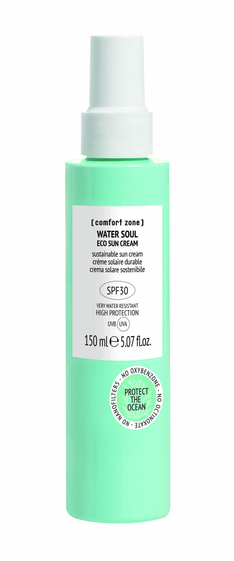Sun Soul Water - Eco Sun Cream SPF30