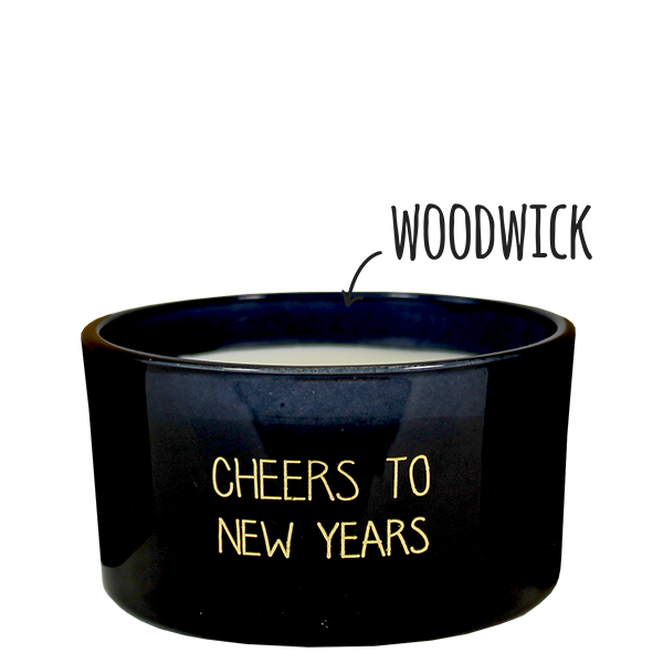 My Flame: Cheers To New Years - Winter Glow