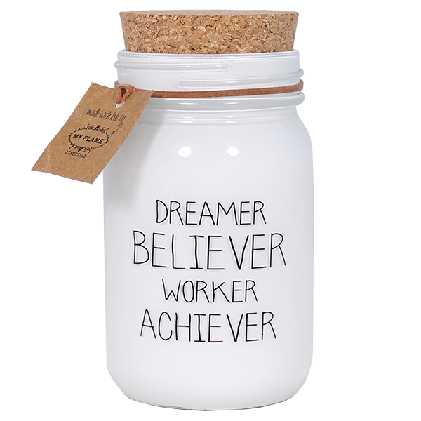 My Flame: Dreamer, Achiever - Fig's delight