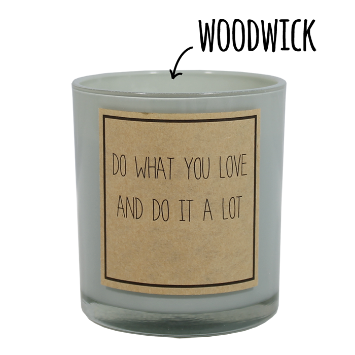 My Flame: Do what you love - Fresh Cotton
