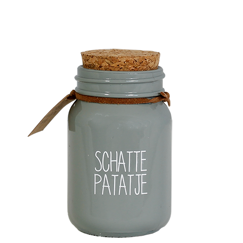 My Flame: Schattepatatje - Minty Bamboo