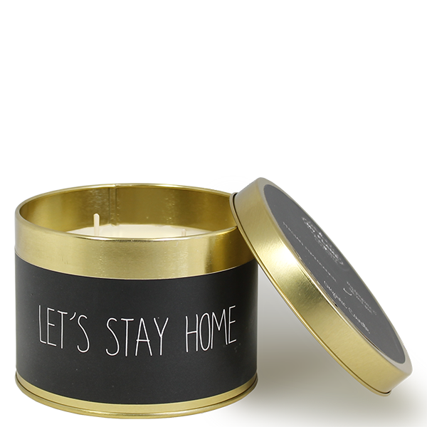 My Flame: Let's Stay Home - Warm Cashmere