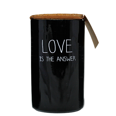 My Flame: Love Is The Answer - Warm Cashmere