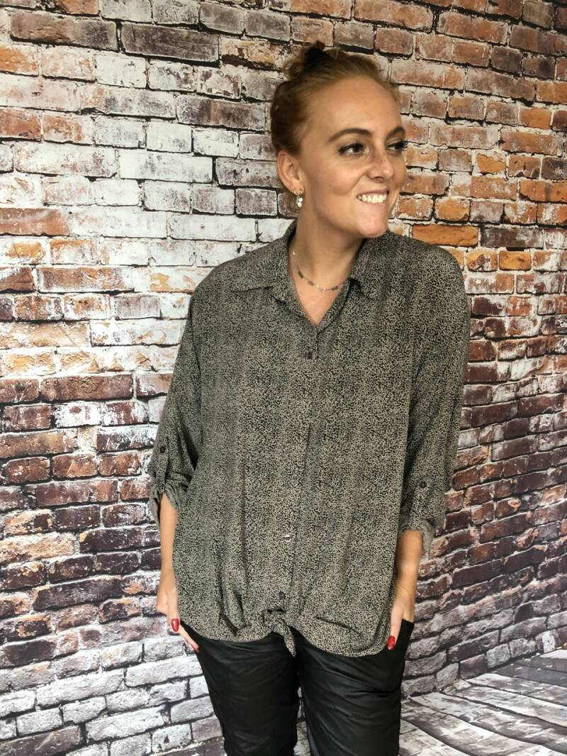 Blouse Jacque Taupe