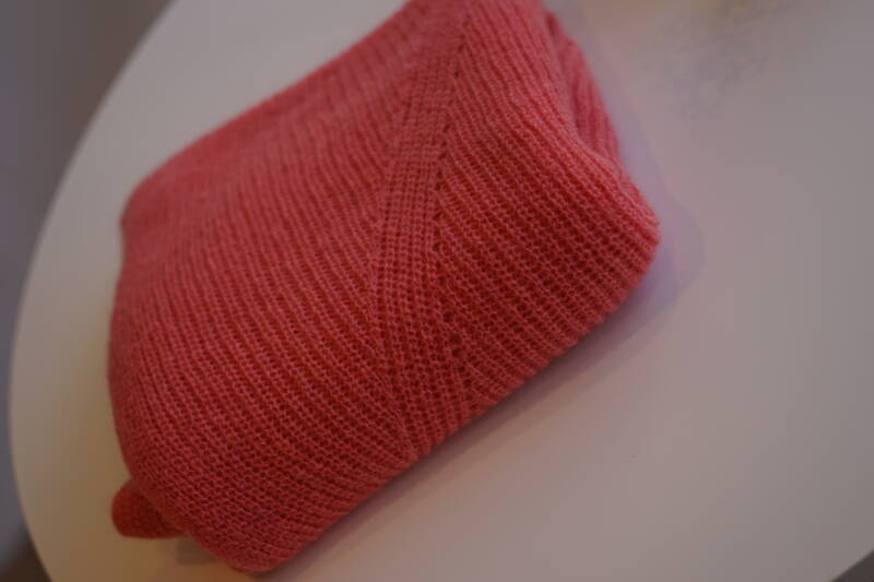 Scarf Neon Pink