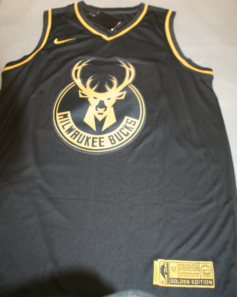 Jersey Milwaukee Bucks