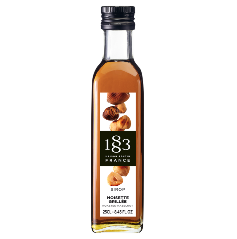 Routin 1883 siroop ROASTED HAZELNUT 25 CL
