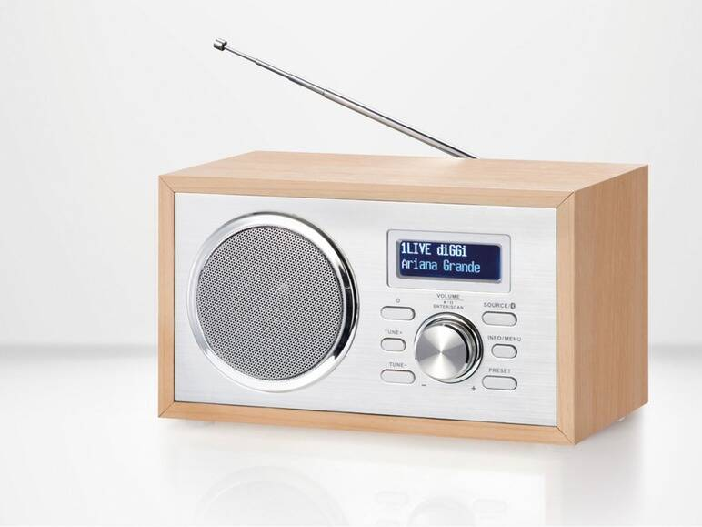Test.  DAB+  Radio