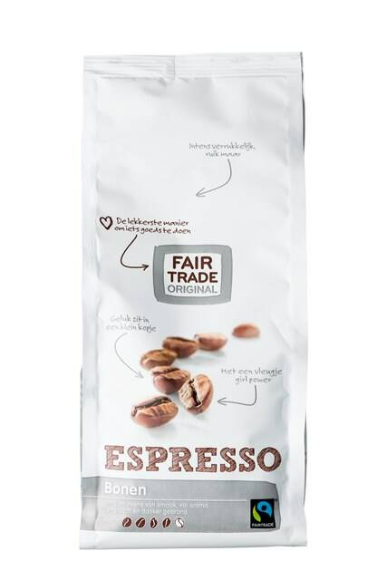 Fair Trade Original Espressobonen | K&A