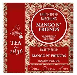 Fruit Tea Blend Mango 'n Friends