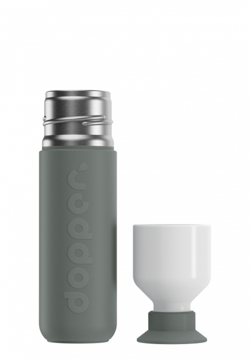 Dopper Insulated (350 ml) - Glacier Grey