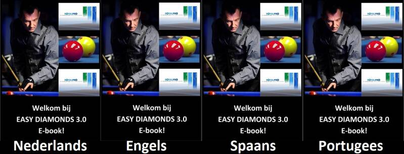 Easy Diamonds 3.0 E-book