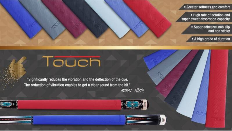 Touch Gripp by Royal Pro