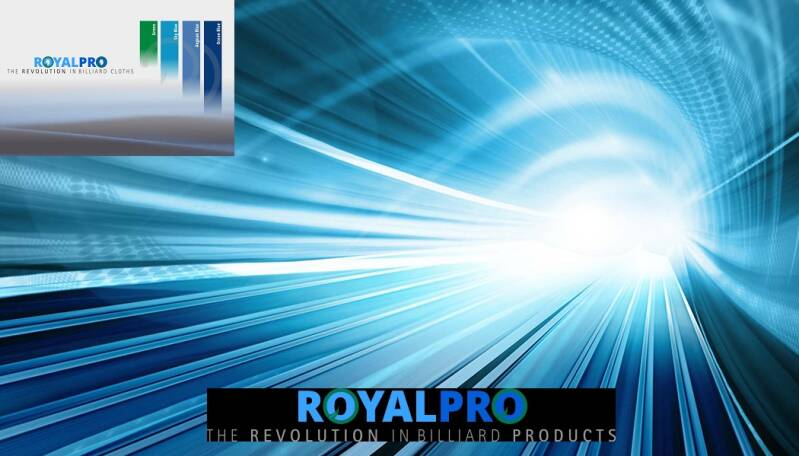 Royal Pro cloth bladlaken 142x284