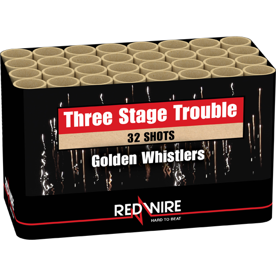 03619 - Three Stage Trouble