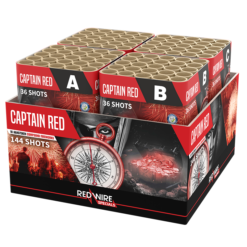 03648 - Captain Red