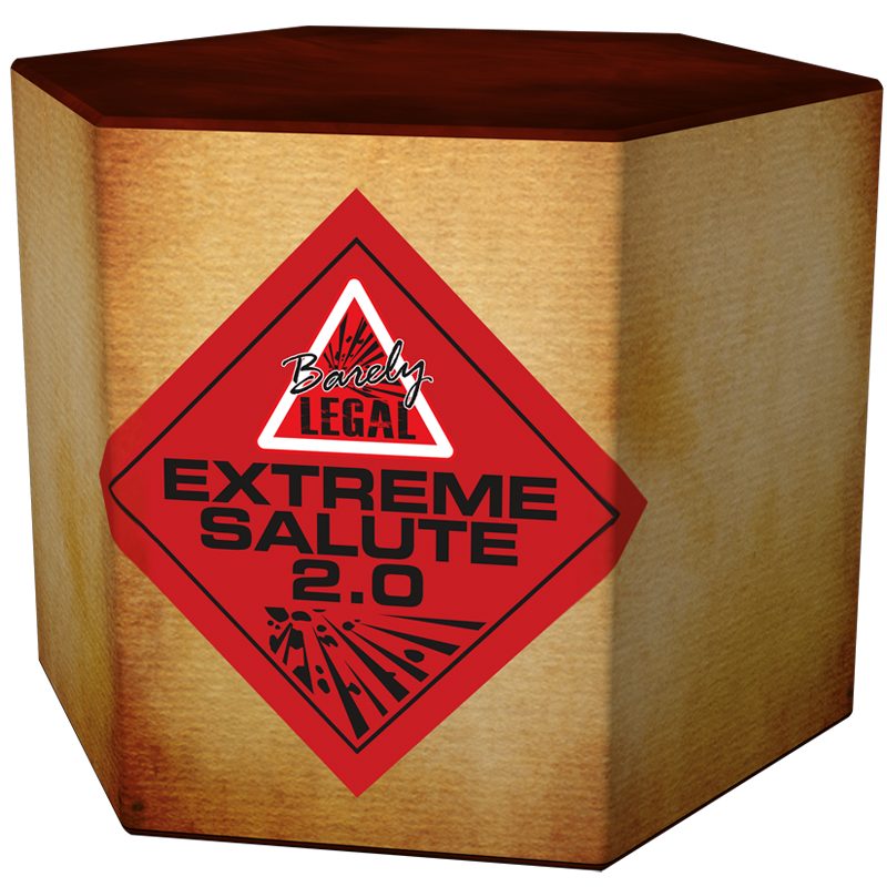 1105 - Extreme Salute 2.0